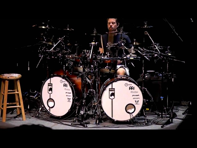 Chris Adler Descending Studio Quality Drum Track