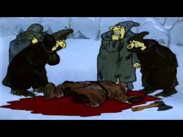 Путин топором устроил геноцид древних УКРОВ! Жесть!