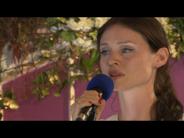 Sophie Ellis Bextor covers Jolene in the BBC Music Tepee at Glastonbury 2014