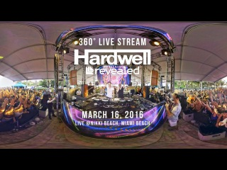 Hardwell 360 degrees livestream announcement #Hardwell360 March 16 Nikki Beach