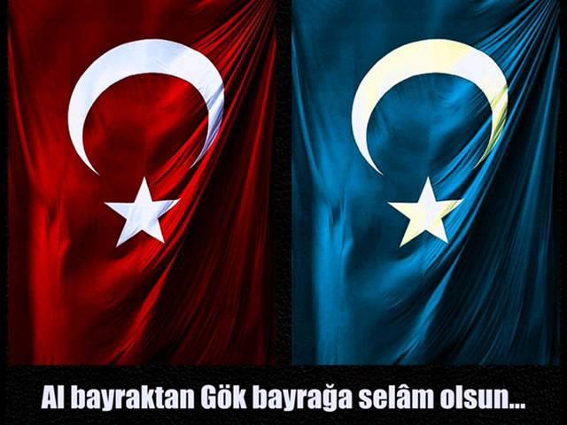 Doğu Türkistan Özgürlük Marşı - Grup Orhun