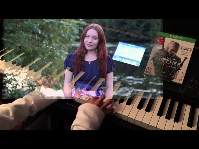 Lullaby of Woe/A Night to Remember - The Witcher 3: Wild Hunt (cover by Alisa and Liam)