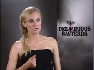Diane Kruger, Melanie Laurent Interview : Inglourious Basterds