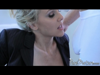 julia ann pleasure before business[pure mature]