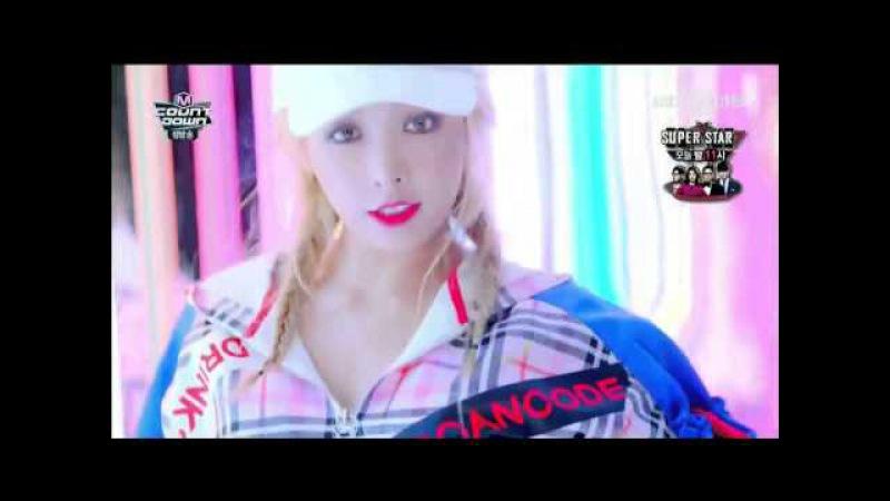 150917 MCD 03위~10위 @ 엠카운트다운 M! Countdown [1080p]