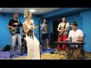 Алина Перова и грКактус Джем- Something's Got A Hold On Me(Etta James cover)