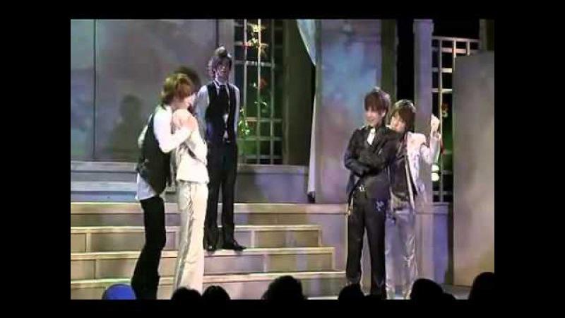 HAMAO KYOSUKE and Daisuke Watanabe_The perfect host club 2012