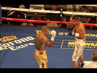 Ashley Theophane vs. Daniel Calzada full fight
