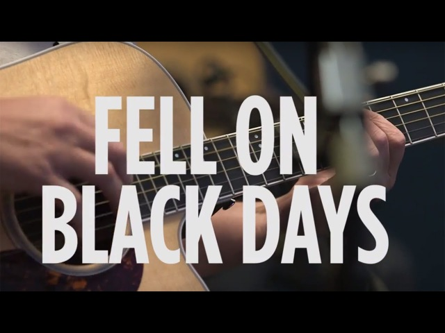 Chris Cornell Fell On Black Days Soundgarden Cover Live @ SiriusXM Lithium