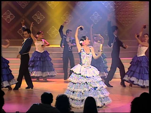 Ballet Alhambra Capricho Español de Rimski Kórsakov