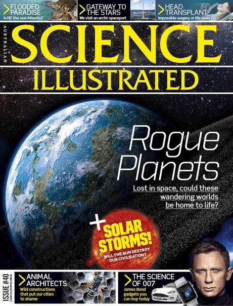Science Illustrated - November 19, 2015