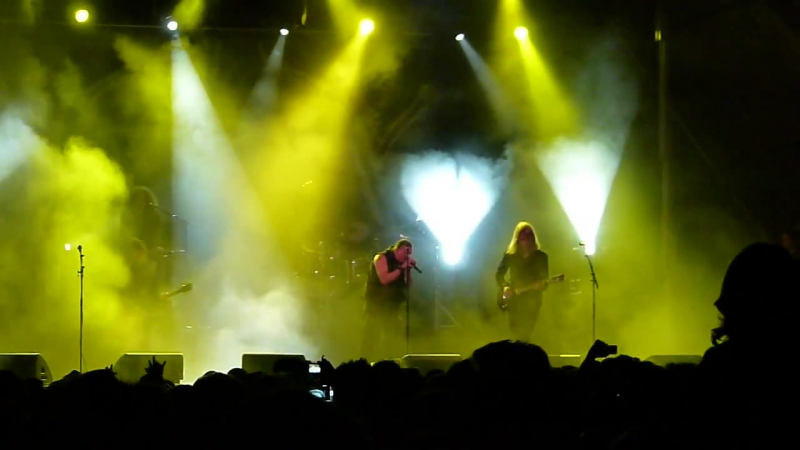 Axxis Face to Face Live at Ripollet Rock 2011 Barcelona