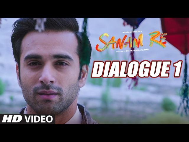 SANAM RE Dialogues PROMO 1 Pyaar Vo Safar Hai Jo Milo Me Nahi Gahraai Me Naapa Jaata Hai