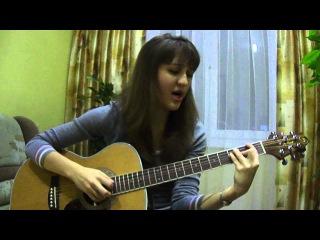 "Шопен (""Я болею тобой"" Е. Ваенга) кавер на гитаре"