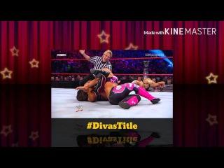 WWE Bragging Rights 2010 Layla vs Natalya