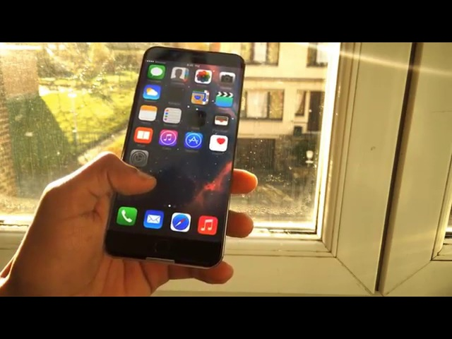 IPhone 7 Edge Hands On ⁽ᶜᵒᶰᶜᵉᵖᵗ ᵛᶦᵈᵉᵒ⁾
