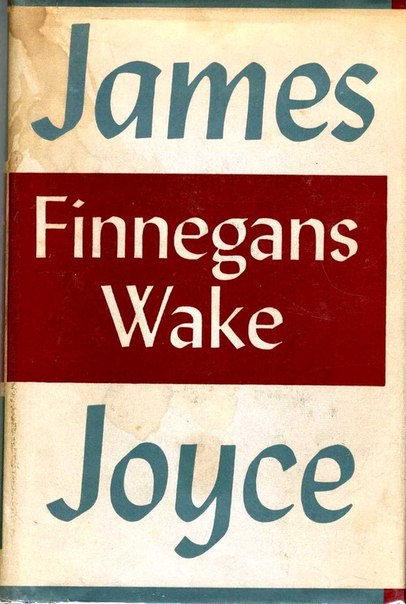 Finnegans Wake Joyce James