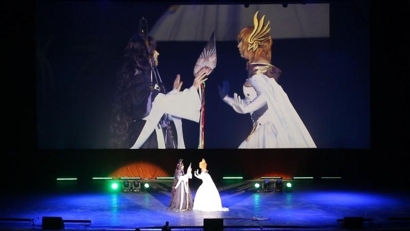Likanda Sapphire Москва Tsubasa Reservoir Chronicle Всероссийский конкурс косплея J FEST 2016