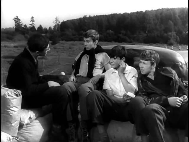 Приключения Кроша. (1961). Полная версия.