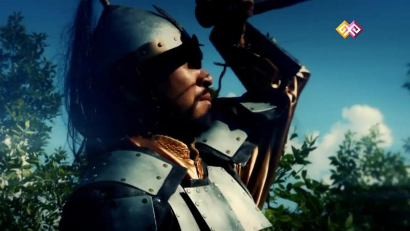 Ұлы дала батырлары Батырлар мен самурайлар