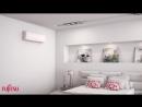 Кондиционеры Fujitsu для дома