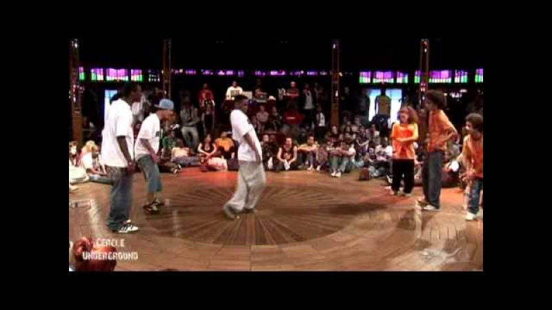 Cercle Underground Hip Hop1 4 final Old Future Vs Undercover 1st part