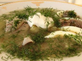 Зеленый Борщ - Секрет Приготовления Вкусного Борща (Щавелевый Суп) | Green Borsch, Sorrel Soup