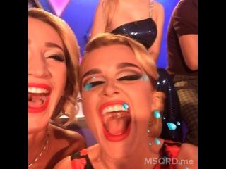 @ borodylia on Instagram:  все плачут, а мы смеёмся до слез  Всем позитива  @buzova86  #ТИПАМЫДРУЖИМ