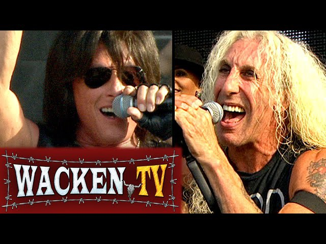 Rock Meets Classic ft. Joe Lynn Turner Dee Snider 3 Songs Live at Wacken Open Air 2015