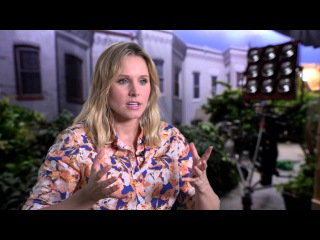 The Boss: Kristen Bell Claire Behind the Scenes Movie Interview