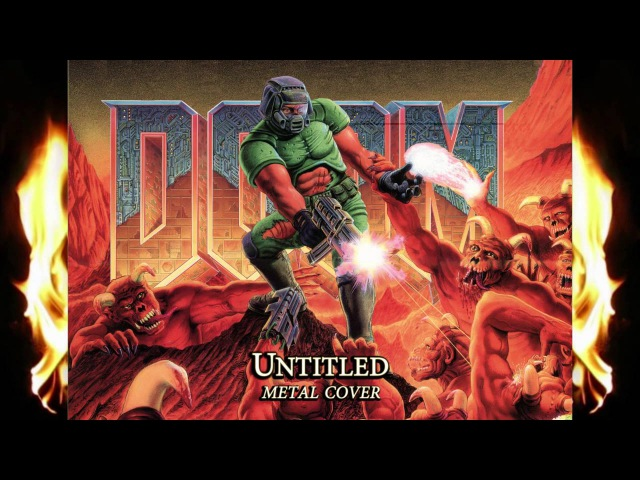 Doom Untitled Metal Cover by Skar Productions