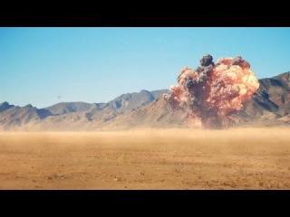 Huge FumeFX Explosion 4K