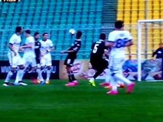 Одил Ахмедов.Краснодар 4:0 Динамо.3 гол