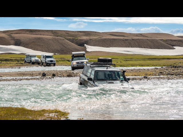 Raid 4x4 ISLANDE / ICELAND 4x4 tour by Geko Expeditions