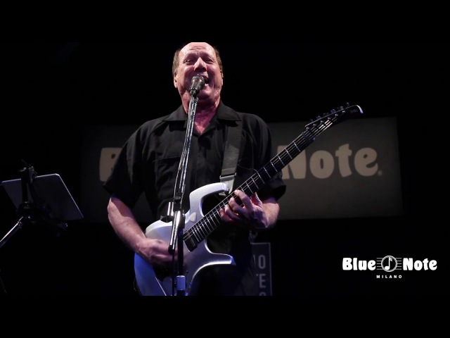 Adrian Belew Power Trio Three Of A Perfect Pair Live @ Blue Note Milano