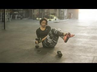 Nike+ Training Club - رها محرق