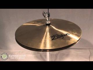 """Greenbrier Vault - Zildjian Avedis 14"""" Quick Beat Hi Hat Pair - ZAS099"""