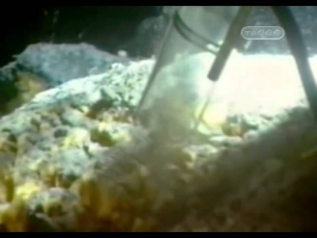 Бермудский треугольник тайна под водой