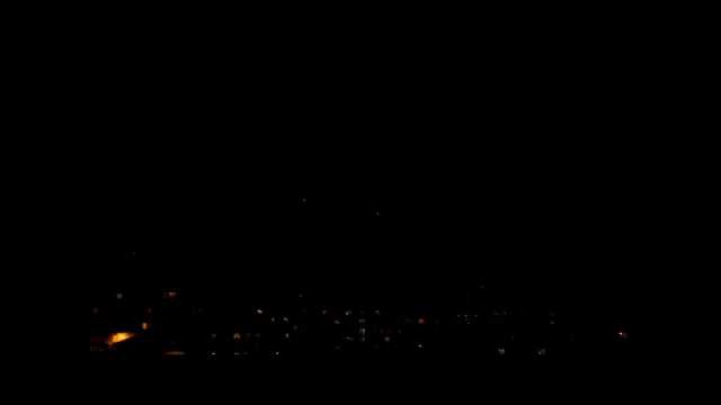 UFO in Moscow 21 03 2016 as usual on Savelovsky overpass