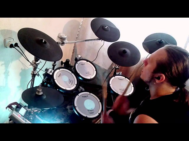 Modern Talking Do you wanna Drum Cover