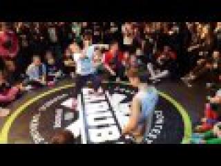 Hip-Hop Kidz 1vs1 Final Den vs Stefa(win) | ZARUBA III Episode