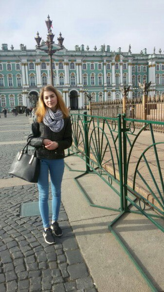 Арина Петрова, 21 год, Санкт-Петербург, Россия