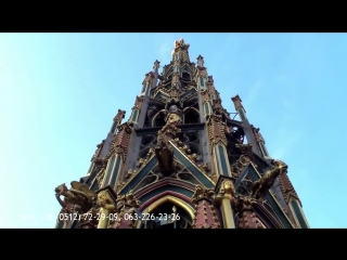 ГЕРМАНИЯ, гНюрнберг - второй по величине город Баварии, один из красивейших в стране. В 2007г его население достигло 500000 чел.
