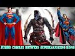 Amazing Battle Fight Between Super Heroes & Wild King Kong's || Battle Epic || Episode -1