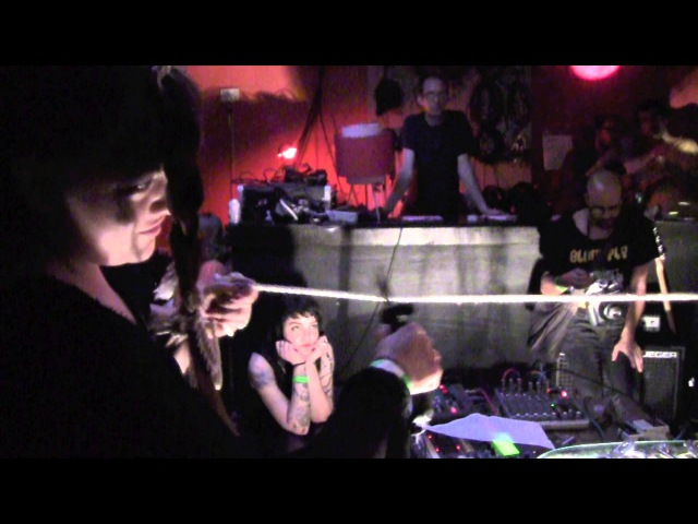 Millefleux at Savage Weekend V on May 8, 2015, Nightlight, Chapel Hill, NC