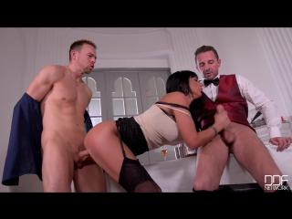 Valentina ricci (big tits, blowjob, dp, brunette, anal)