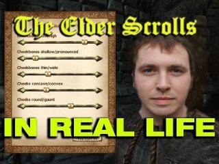 The Elder Scrolls IV: Oblivion in Real Life