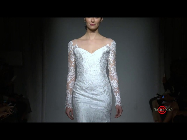 Anna Maier Spring Summer 2017 Collection Runway Show @ Bridal Fashion Week NY Full show