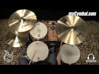 "Zildjian 14"" A Mastersound Hi Hat Cymbals (A0123-1042715B)"
