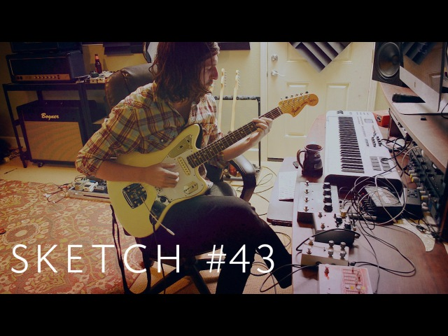 Sketch 43 featuring the TC Electronic Ditto X4 (04.28.16)